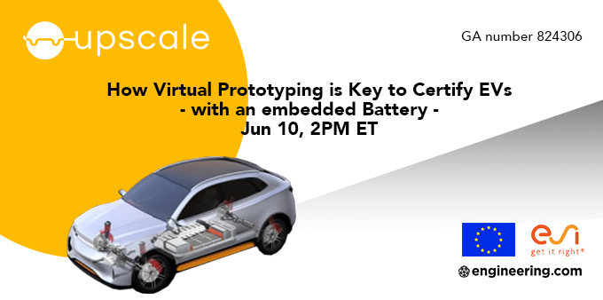 irtual Prototyping is Key to Certify EVs